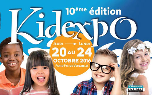 annonce Kidexpo
