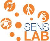 sens lab logo