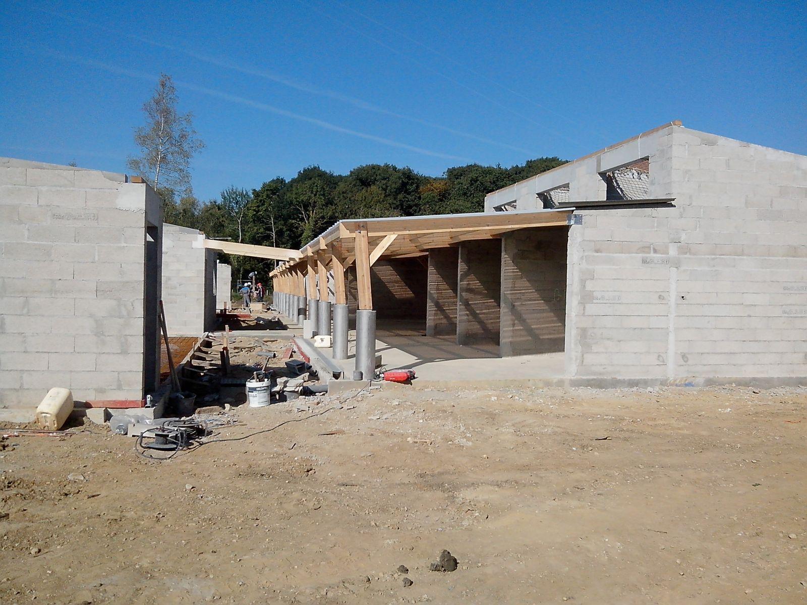 la construction du centre d 39 levage le centre d 39 levage notre cole. Black Bedroom Furniture Sets. Home Design Ideas
