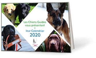 couverture du calendrier 2020