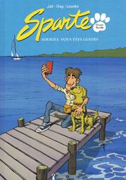 bande dessinée Sparte