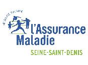 Logo CPAM Saint Denis