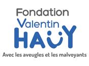 Logo Fondation Valentin Haüy