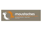 Log Moustaches