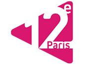 Logo Mairie de Paris douzième